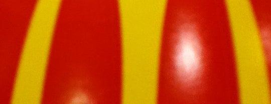 McDonald's is one of Lugares favoritos de Terri.