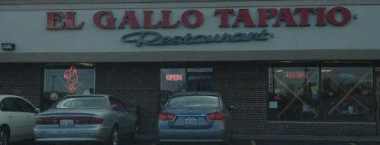 El Gallo Tapatio is one of favorites 1.
