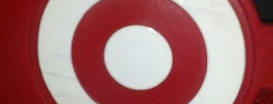 Target is one of Tempat yang Disukai Krasi at.