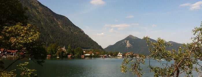 Walchensee is one of Sightseeing.