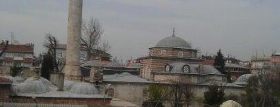 Sümbül Efendi Camii is one of Tarihistanbul.