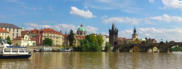 Parník Vltava is one of Praha: 72 hours in Prague.