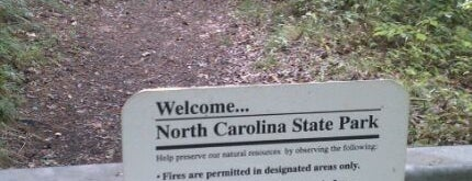 Lower Haw River State Natural Area Trail is one of Must-Visit Hiking/Running Trails.