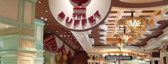 The Buffet at Wynn is one of My favoite places in USA.