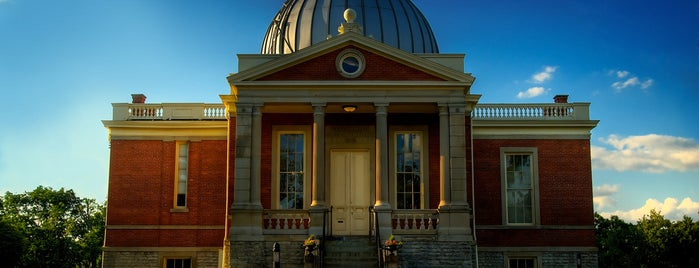 Cincinnati Observatory Center is one of Museums.