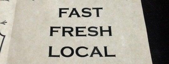 The Twin Falls Sandwich Co. is one of Tempat yang Disukai eddie.
