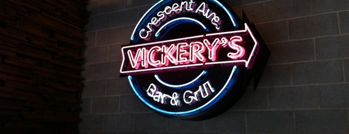 Vickery's is one of ATL.