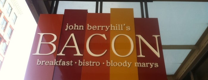 John Berryhill's Bacon is one of Food Paradise.