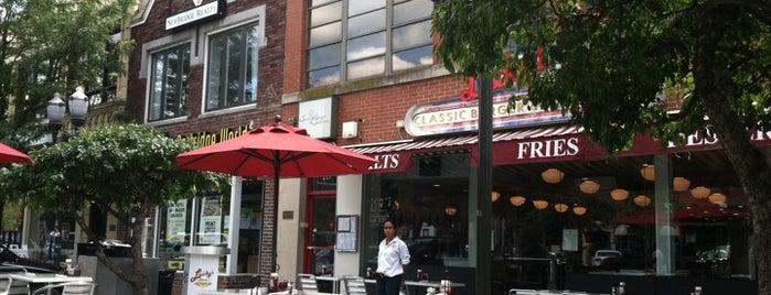 Lucky's Classic Burger & Malt Shop is one of Best of Stamford, CT! #visitUS.