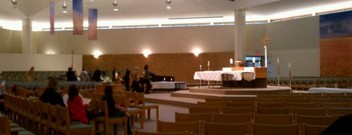 St. Andrew Lutheran Church is one of Services.