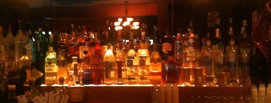 Trinity Restaurant Bar & Lounge is one of DRINK.