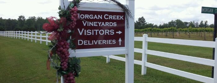 Morgan Creek Vineyards is one of Latonia'nın Beğendiği Mekanlar.