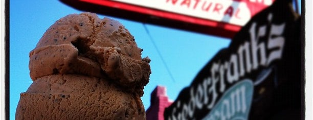 Niederfrank's Ice Cream is one of To Do-San Diego.