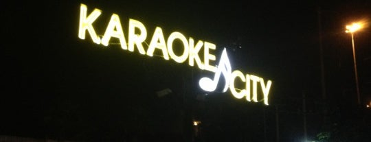 Karaoke City is one of Yodphaさんのお気に入りスポット.