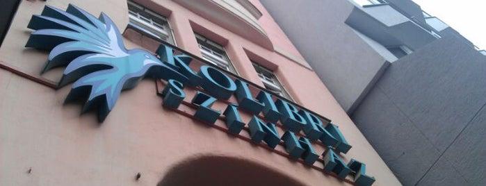 Kolibri Színház is one of Ma Este Színház!.