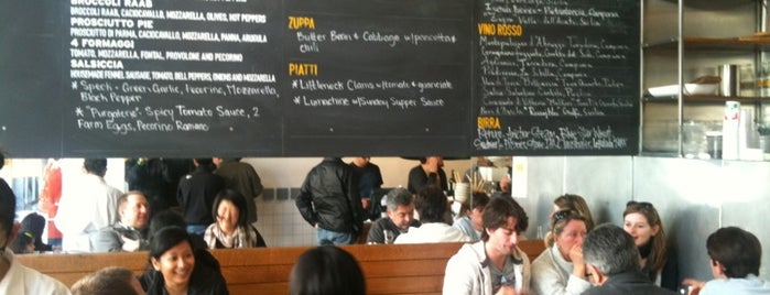 Pizzeria Delfina is one of SF Welcomes You.