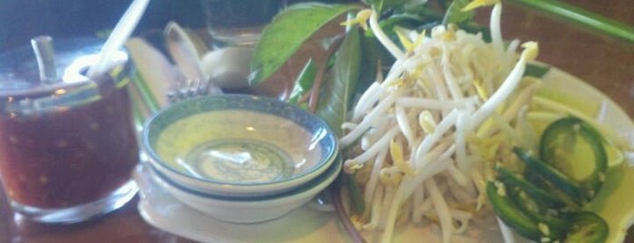 Pho Cafe is one of Greater Denver.