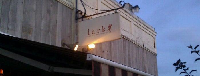 Lark is one of 2012 MLA Seattle.