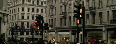 Oxford Circus is one of Best Things To Do In London.
