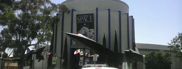 San Diego Air & Space Museum is one of Southern California.