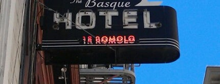 15 Romolo is one of Top 100 Bay Area Bars (According to the SF Chron).
