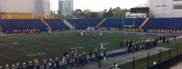 Estadio Gaspar Mass is one of My life in college football stadiums.