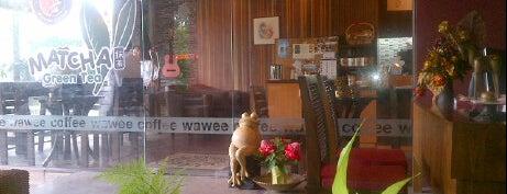 Wawee Coffee is one of Thai Flowers.