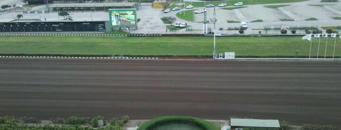Hipódromo de Monterrico is one of Sebastianさんのお気に入りスポット.