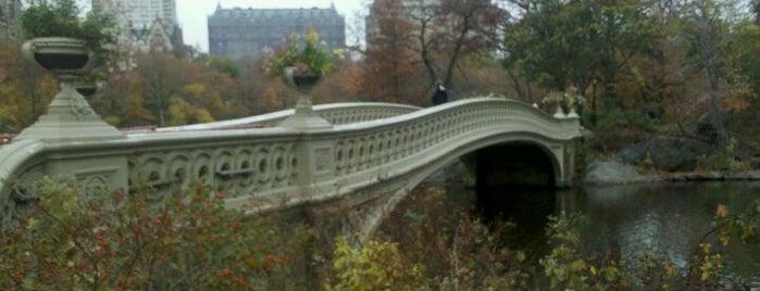 Bow Bridge is one of New York Wishlist.
