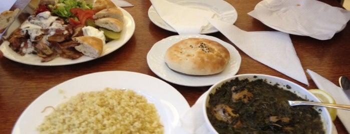 Al-Amir Szír Étterem is one of Világbüfé - Etnikai konyhák Budapesten.