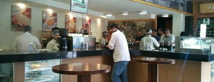 Casa do Café Capital is one of Rio de Janeiro's best places ever #4sqCities.