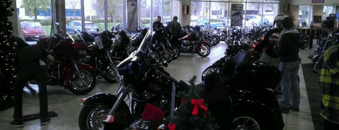 Paradise Harley-Davidson is one of Mikeさんのお気に入りスポット.