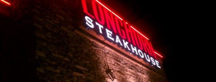 LongHorn Steakhouse is one of Frank'ın Beğendiği Mekanlar.