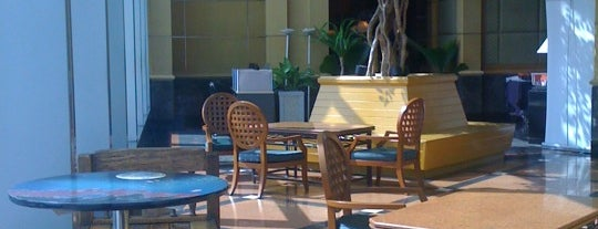 Baiyoke Sky Hotel Lobby is one of Thailand.