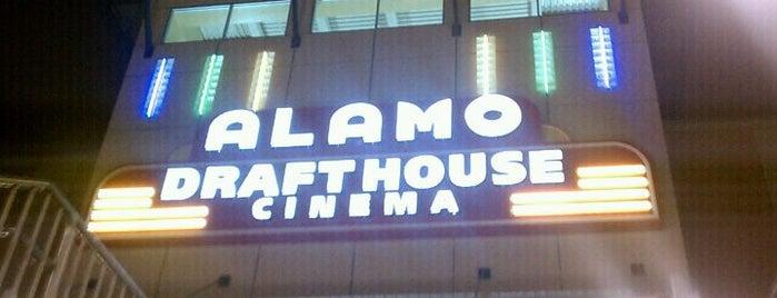 Alamo Drafthouse Cinema is one of San Antonio - Get Full. Have Fun. #visitUS #4sq.