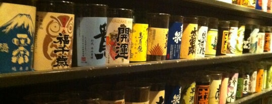 Buri is one of Cool Tokyo Bars.