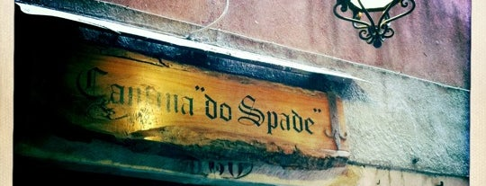 Cantina Do Spade is one of Bacari e non - Venezia.