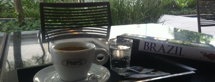 Fran's Café is one of Cafeteria.