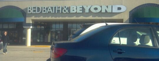 Bed Bath & Beyond is one of George 님이 좋아한 장소.