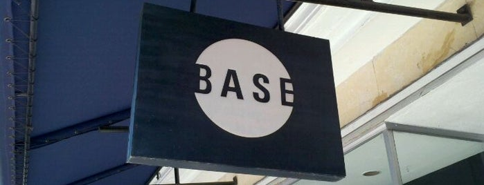 BASE is one of Lincoln Road Mall Must List.