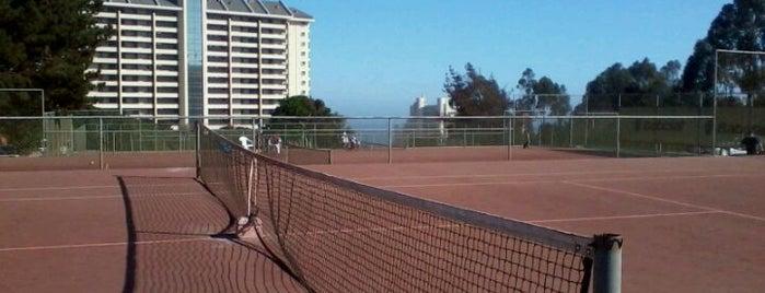 Club de Tenis San Alfonso Del Mar is one of Deportes y vida sana..