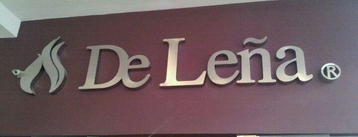 De Leña is one of Lugares favoritos de Migue.