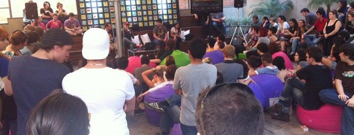 youPIX POA 2012 is one of สถานที่ที่บันทึกไว้ของ Nilson.