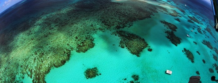 Great Barrier Reef is one of World Heritage Sites List.