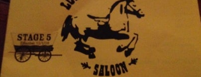 The Lost and Found Saloon is one of Hungry in Miami.
