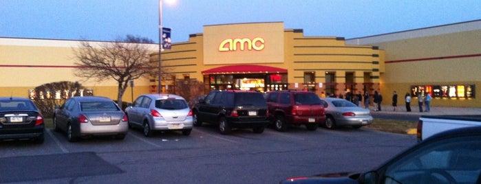 AMC Tilghman Square 8 is one of Tempat yang Disukai George.