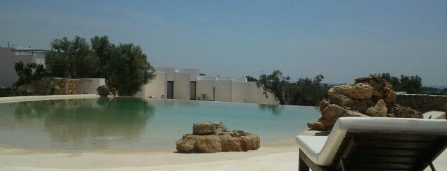 Masseria Pugliese is one of hotel, b&b... for a nice stay.