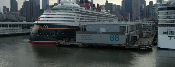 Manhattan Cruise Terminal is one of Big Apple Venues.