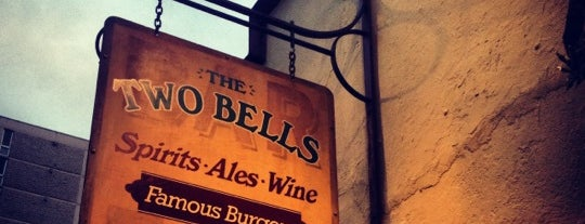 Two Bells Bar & Grill is one of 100 Places To Eat & Drink in Belltown (Seattle).