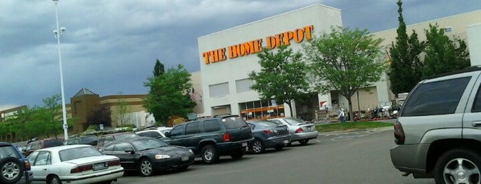 The Home Depot is one of Orte, die Marcello gefallen.